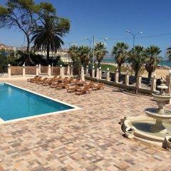 Отель Riviera Palace Италия, Порт-Эмпедокле - отзывы, цены и фото номеров - забронировать отель Riviera Palace онлайн бассейн