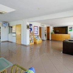 Отель Parque Mourabel, Oasis Village, Pe do Lago интерьер отеля