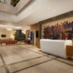 Отель Hawthorn Suites by Wyndham Istanbul Europe интерьер отеля