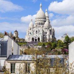 Отель Jean De La Fontaine Париж фото 5