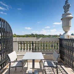 Отель NH Nacional Испания, Мадрид - 2 отзыва об отеле, цены и фото номеров - забронировать отель NH Nacional онлайн балкон