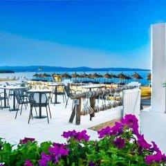 Отель Antigoni Beach Resort гостиничный бар
