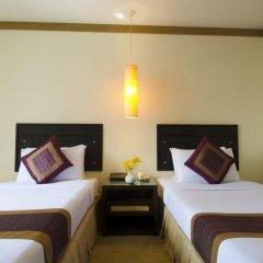 Tarntawan Place Hotel Surawong Bangkok Бангкок сейф в номере