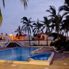 Отель Condominio Hacienda del Sol Масатлан бассейн фото 2