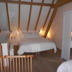 Отель De Grote Linde Бельгия, Осткамп - отзывы, цены и фото номеров - забронировать отель De Grote Linde онлайн комната для гостей фото 2