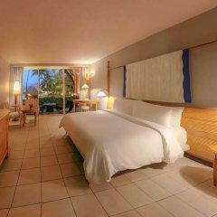 Отель Tahiti Ia Ora Beach Resort - Managed by Sofitel Французская Полинезия, Пунаауиа - отзывы, цены и фото номеров - забронировать отель Tahiti Ia Ora Beach Resort - Managed by Sofitel онлайн комната для гостей фото 3
