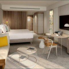 Отель Le Méridien St Julians Hotel and Spa Мальта, Баллута-бей - отзывы, цены и фото номеров - забронировать отель Le Méridien St Julians Hotel and Spa онлайн комната для гостей фото 2