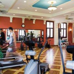 Отель RIU Palace Punta Cana All Inclusive Доминикана, Пунта Кана - 9 отзывов об отеле, цены и фото номеров - забронировать отель RIU Palace Punta Cana All Inclusive онлайн фитнесс-зал