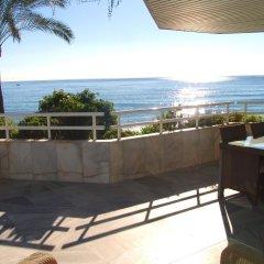 Отель Iberostar Marbella Coral Beach пляж