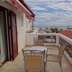 Отель Agistri Греция, Агистри - отзывы, цены и фото номеров - забронировать отель Agistri онлайн балкон