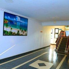 Отель Topaz Beach фитнесс-зал