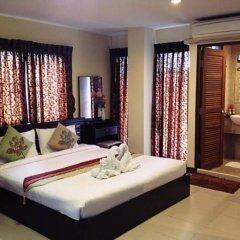 Отель Purita Serviced Apartment Таиланд, Бангкок - отзывы, цены и фото номеров - забронировать отель Purita Serviced Apartment онлайн комната для гостей фото 2