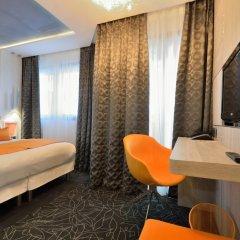 Отель Cézanne Hôtel Spa Франция, Канны - 1 отзыв об отеле, цены и фото номеров - забронировать отель Cézanne Hôtel Spa онлайн удобства в номере фото 2