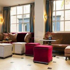 Отель Hôtel Saint Vincent гостиничный бар