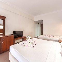 Wasa Hotel Турция, Аланья - 8 отзывов об отеле, цены и фото номеров - забронировать отель Wasa Hotel онлайн комната для гостей фото 4