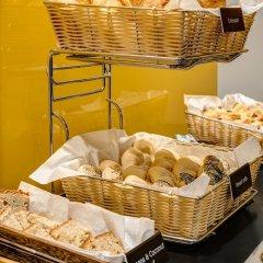 Apex City of Edinburgh Hotel питание фото 4