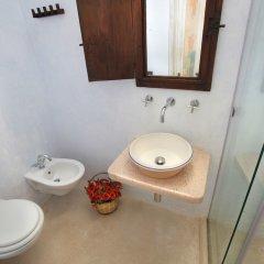 Отель Il Campanile Италия, Гальяно дель Капо - отзывы, цены и фото номеров - забронировать отель Il Campanile онлайн ванная