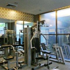 Отель FuramaXclusive Sukhumvit фитнесс-зал