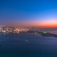 Отель Five Palm Jumeirah Dubai пляж фото 2