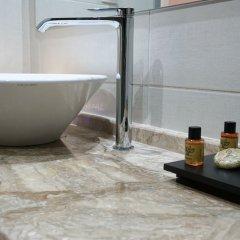 Отель Agnes Deluxe Греция, Пефкохори - отзывы, цены и фото номеров - забронировать отель Agnes Deluxe онлайн ванная