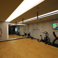 Metropolo Classiq Shanghai Jing'an Temple Hotel фитнесс-зал фото 4