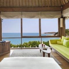 Отель Six Senses Samui Вилла с различными типами кроватей фото 18