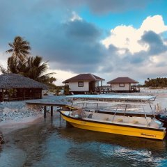 Отель Hakamanu Lodge Французская Полинезия, Тикехау - отзывы, цены и фото номеров - забронировать отель Hakamanu Lodge онлайн фото 17