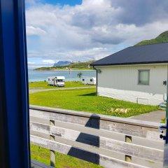 Отель Tjeldsundbrua Camping балкон