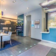 Отель Best Western Prince Montmartre Франция, Париж - 2 отзыва об отеле, цены и фото номеров - забронировать отель Best Western Prince Montmartre онлайн интерьер отеля