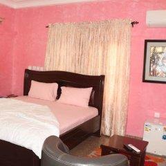 Отель Emrosy Hotels Нигерия, Уйо - отзывы, цены и фото номеров - забронировать отель Emrosy Hotels онлайн комната для гостей фото 3