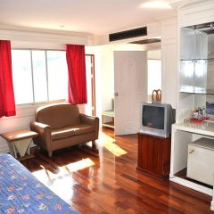 Отель HIGHFIVE Паттайя комната для гостей фото 2
