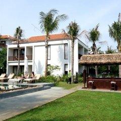 Отель Vinh Hung Emerald Resort Хойан фото 12