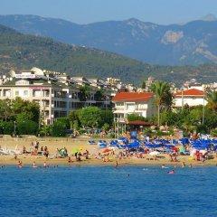 Caligo Apart Hotel пляж фото 2