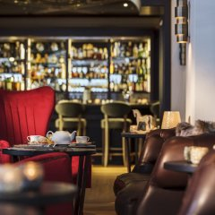 Отель Mont Cervin Palace гостиничный бар