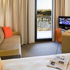 Отель Novotel Monte-Carlo комната для гостей фото 5