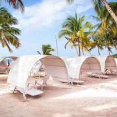 Отель Sol Caribe San Andrés All Inclusive Колумбия, Сан-Андрес - отзывы, цены и фото номеров - забронировать отель Sol Caribe San Andrés All Inclusive онлайн пляж