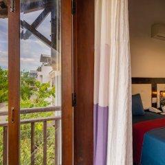 Отель Golden Peach Villa Hoi An балкон