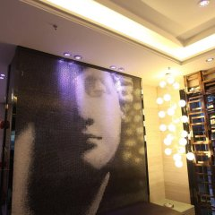Отель Insail Hotels Railway Station Guangzhou интерьер отеля