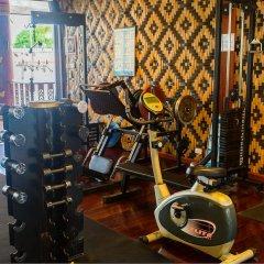 Отель Royal Phawadee Village фитнесс-зал фото 3