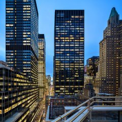 Hotel 48LEX New York балкон