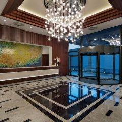 Отель Hilton Garden Inn Izmir Bayrakli интерьер отеля фото 3