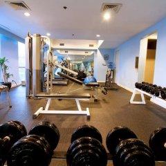 Отель Oxford Suites Makati Филиппины, Макати - отзывы, цены и фото номеров - забронировать отель Oxford Suites Makati онлайн фитнесс-зал фото 2