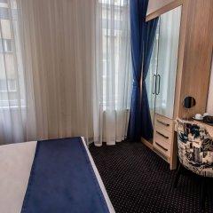 Отель Five Points Square - City Center Сербия, Белград - 1 отзыв об отеле, цены и фото номеров - забронировать отель Five Points Square - City Center онлайн комната для гостей фото 2