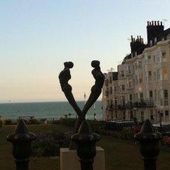 Отель Strawberry Fields Великобритания, Кемптаун - отзывы, цены и фото номеров - забронировать отель Strawberry Fields онлайн пляж фото 2