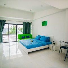 Апартаменты Infinity Bophut Apartments Самуи комната для гостей фото 5