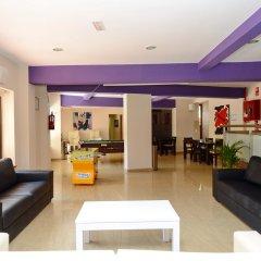 Отель Moremar Испания, Льорет-де-Мар - 4 отзыва об отеле, цены и фото номеров - забронировать отель Moremar онлайн интерьер отеля