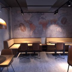 Отель Zleep City Копенгаген гостиничный бар