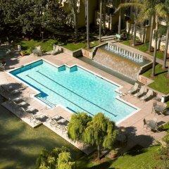 Sheraton San Jose Hotel бассейн фото 2
