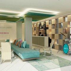 Отель Santos Ibiza Suites спа