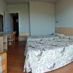 Отель Cosmopol Испания, Ларедо - отзывы, цены и фото номеров - забронировать отель Cosmopol онлайн комната для гостей фото 3